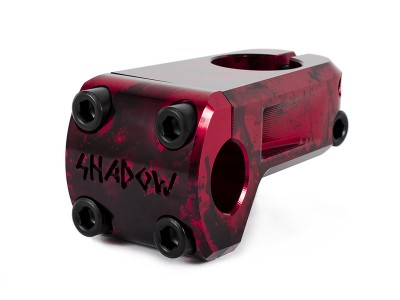 Вынос Shadow Ravager Front Load / 48mm,красный / Tye Die