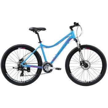 Велосипед Welt Edelweiss 1.0 HD 2019 matt light blue (US:S)
